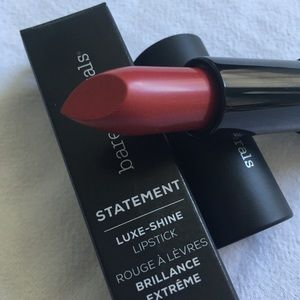 Bareminerals Luxe Statement Lipstick Hustler BNIB